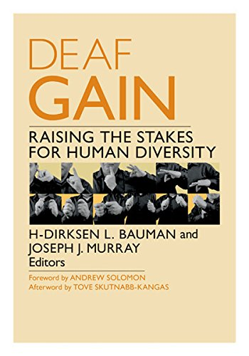 9780816691210: Deaf Gain: Raising the Stakes for Human Diversity