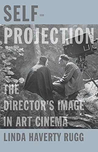 9780816691241: Self-Projection: The Director's Image in Art Cinema
