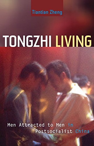 9780816691999: Tongzhi Living: Men Attracted to Men in Postsocialist China