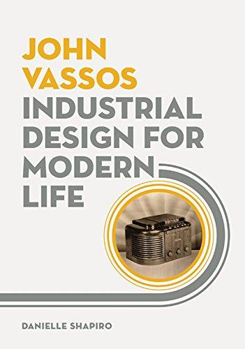 9780816693412: John Vassos: Industrial Design for Modern Life