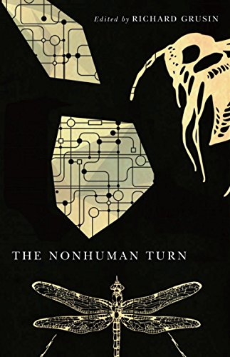 9780816694662: The Nonhuman Turn (Center for 21st Century Studies)