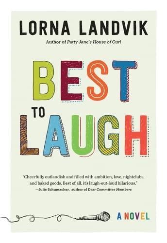 9780816698974: Best to Laugh: A Novel