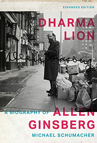 9780816699476: Dharma Lion: A Biography of Allen Ginsberg