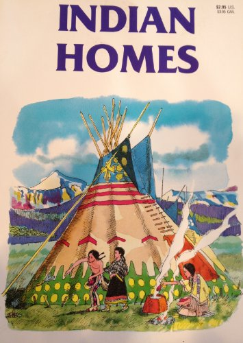 Indian Homes (Indians of America): Brandt, Keith