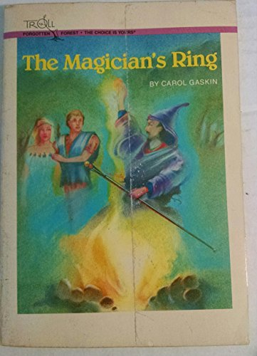 9780816703210: The Magician's Ring (Choose Your Own Story Series)