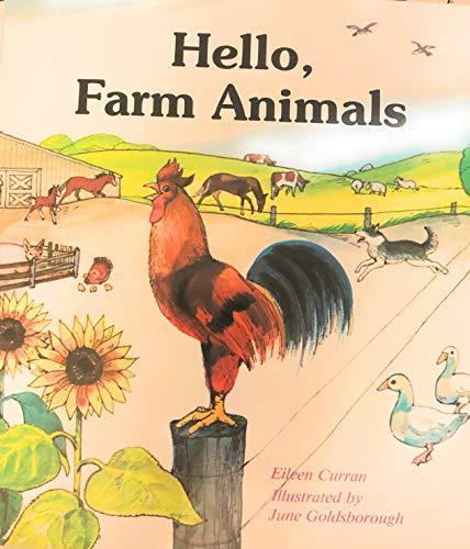 Hello, Farm Animals: Curran, Eileen