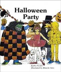 9780816703548: Halloween Party (Giant First-Start Reader)
