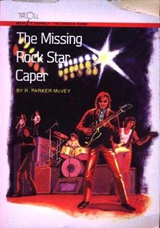 9780816703999: The Missing Rock Star Caper (Solve-It-Yourself)