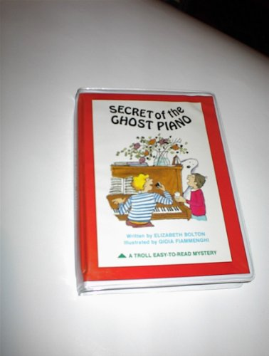 9780816704101: Secret of the Ghost Piano (Troll Easy-To-Read Mystery)