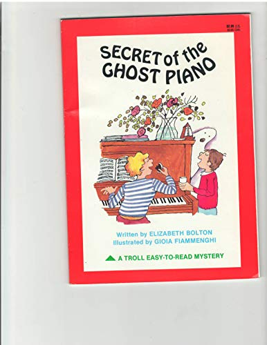9780816704118: Secret of the Ghost Piano (Easy to Read Mysteries)