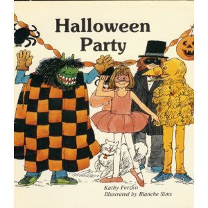 Giant First-Start Reader: Halloween Party