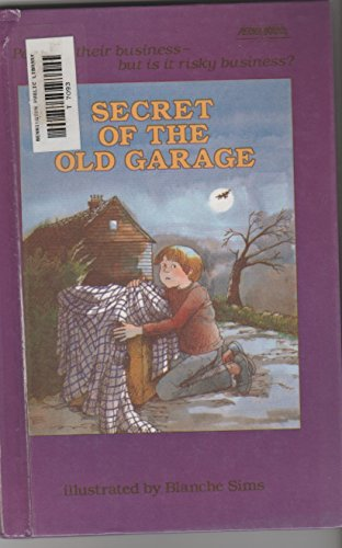 Secret of the Old Garage: Page McBrier, Blanche Sims