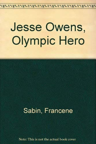 9780816705511: Jesse Owens, Olympic Hero
