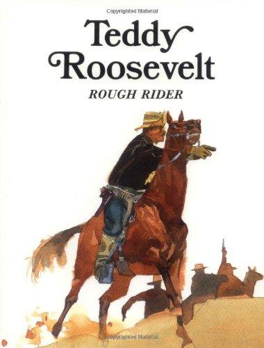 Teddy Roosevelt - Pbk (0816705569) by Sabin