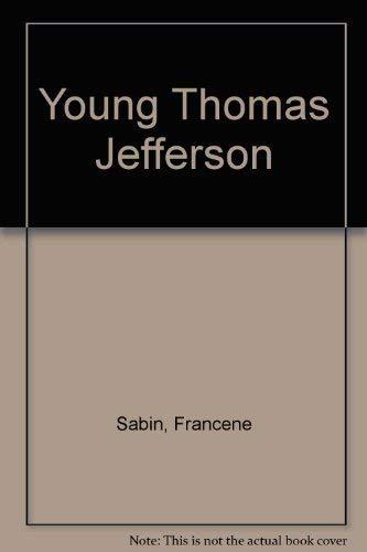 9780816705610: Young Thomas Jefferson