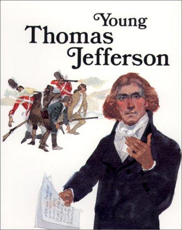 9780816705627: Young Thomas Jefferson - Pbk (Easy Biographies)