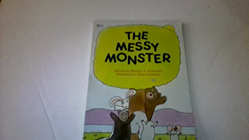 9780816705719: The Messy Monster (Happy Times Adventures)