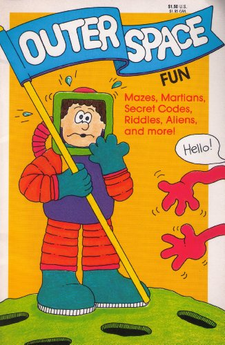 9780816706815: Outer Space Fun (Puzzle Books)
