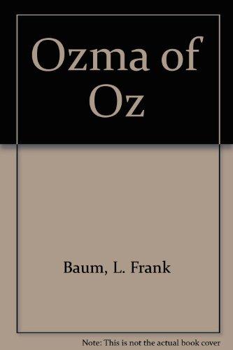 9780816707966: Ozma of Oz