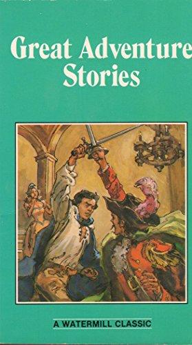 Great Adventure Stories-A Collection Of Five Stories: Rudyard Kipling, Robert Louis Stevenson, ...