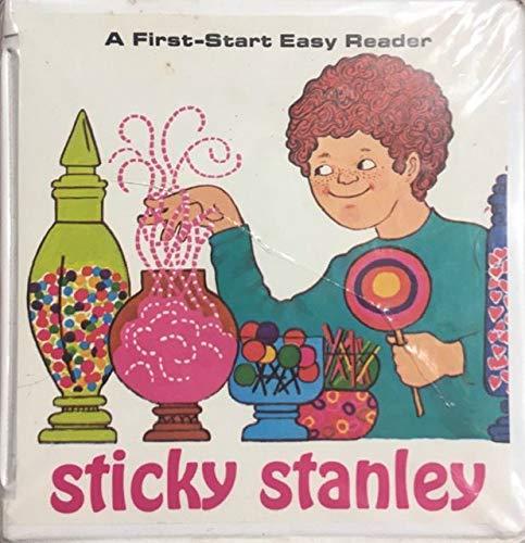 9780816708055: Sticky Stanley (A First Start Easy Reader)
