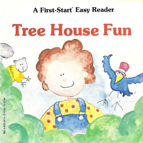 9780816708086: Tree House Fun (A First Start Easy Reader)