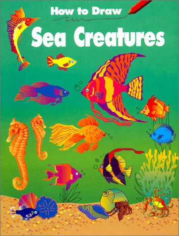 9780816708451: How To Draw Sea Creatures - Pbk