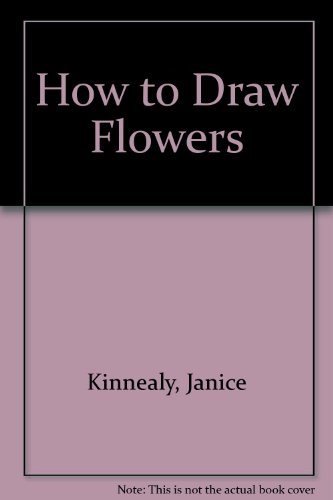 9780816708468: How to Draw Flowers
