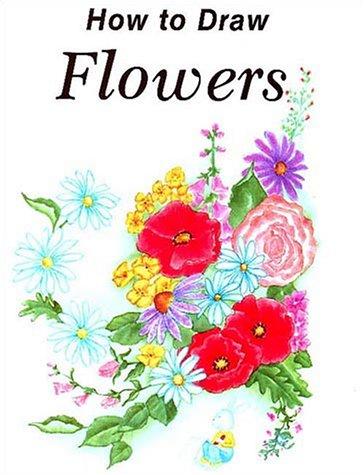 How to Draw Flowers: Kinnealy, Janice