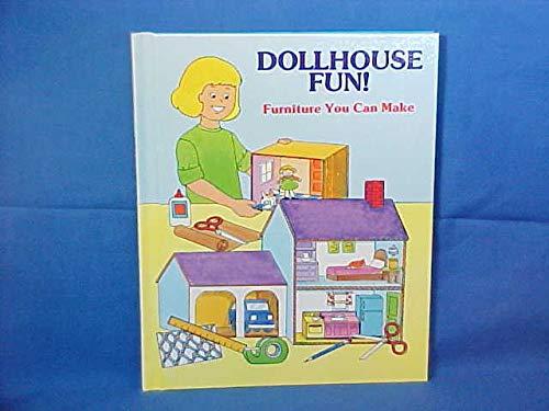 9780816708628: Dollhouse Fun!: Furniture You Can Make