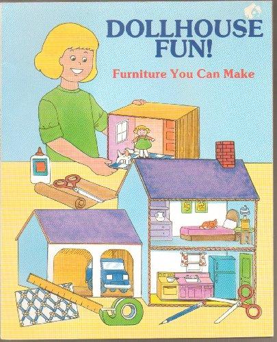 9780816708635: Dollhouse Fun!: Furniture You Can Make