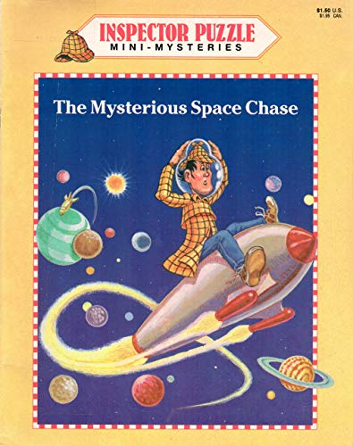 9780816708918: Mysterious Space Chase (Inspector Puzzle Mini Mysteries, 8-12)
