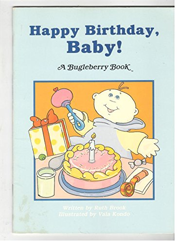 9780816709137: Happy Birthday, Baby (Bugleberry Book)