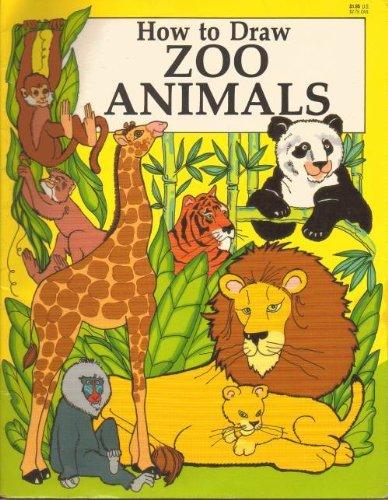 How to Draw Zoo Animals: Jocelyn Schreiber