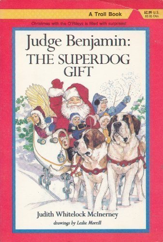 9780816710430: Judge Benjamin: The Superdog Gift