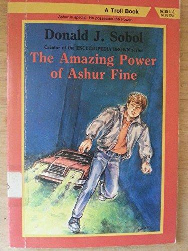 9780816710492: The Amazing Power of Ashur Fine