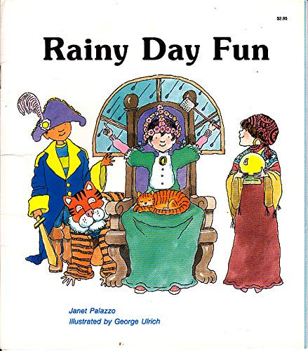 Rainy Day Fun (Giant First-Start Reader): Palazzo-Craig, Janet, Palazxzo,