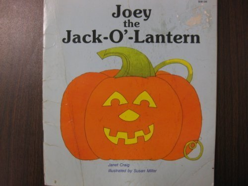 9780816711062: Joey the Jack-O-Lantern (Giant First-Start Reader)