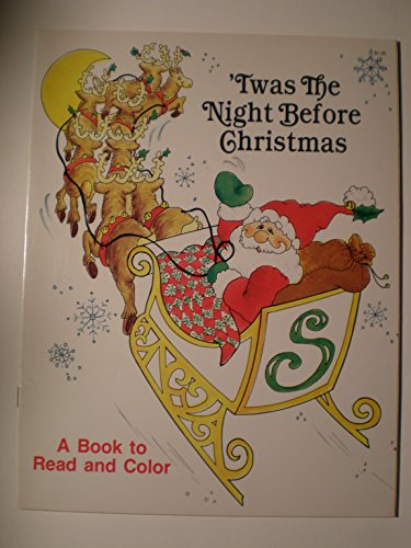 9780816711307: Twas the Night Before Christmas