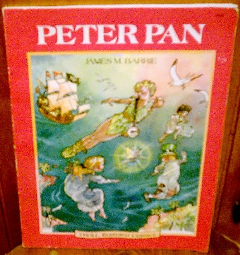 9780816712007: Peter Pan (Troll Illustrated Classics)