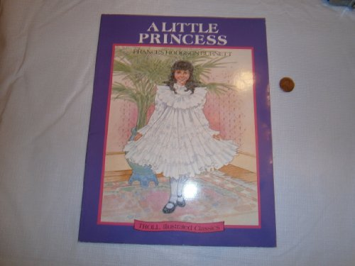A Little Princess (Troll Illustrated Classics): Burnett, Frances Hodgson