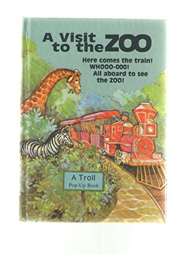 9780816712960: Visit to the Zoo Pop-Up Book