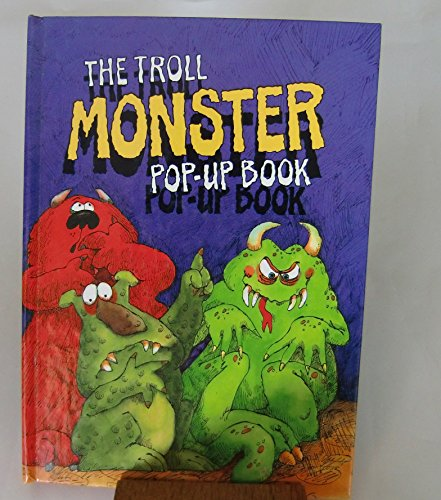9780816714452: Pop Up Monster (Pop - Up Book)