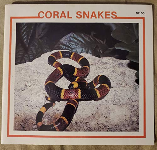 9780816714476: Coral Snakes: The Snake Discovery Library