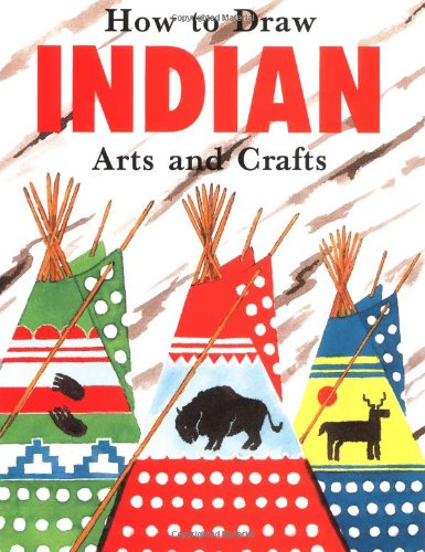 9780816715152: How To Draw Indian Arts & Crafts