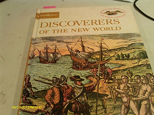 9780816715213: Discoverers of the New World (American Heritage Junior Library)