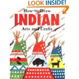 9780816715374: How to Draw Indian Arts and Crafts