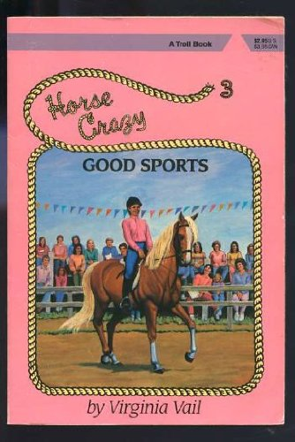 9780816716302: Good Sports (Horse Crazy Series)
