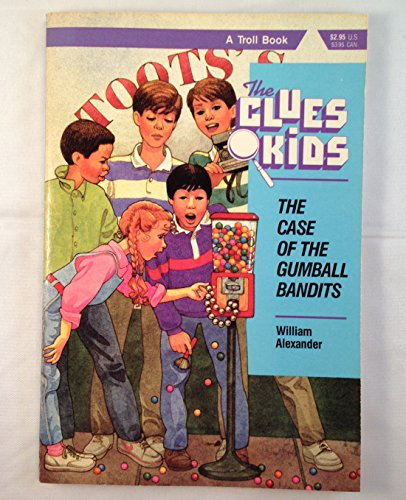 9780816716975: The Case of the Gumball Bandits (Clues Kids)