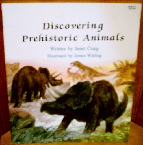 9780816717569: Discovering Prehistoric Animals (Learn-About Books)